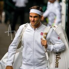 2019 Wimbledon Day 11 Gentlemen Semifinal - Featuring Federer, Nadal, Djokovic, Bautista Agut