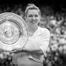 2019 Wimbledon Day 12 Ladies Final - Featuring Halep, S. Williams
