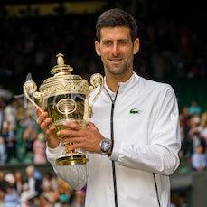 2019 Wimbledon Day 13 Gentlemen's Final - Featuring Djokovic, Federer