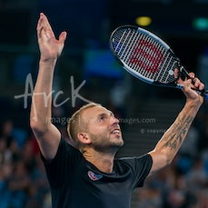 2020 ATP Cup Group Stage Sydney Day 3 - Featuring Goffin, Darcis, Evans, Norrie, Henman