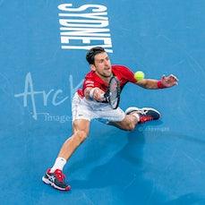 2020 ATP Cup Semi Finals Sydney Day 9 - Featuring Nadal, Djokovic, Bautista Agut, Lajovic, Khachanov, Medvedev, Kyrgios, De Minaur
