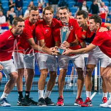 2020 ATP Cup Final Sydney Day 10 - Featuring Nadal, Djokovic, Bautista Agut, Lajovic, Troicki, Lopez, Carreno Busta