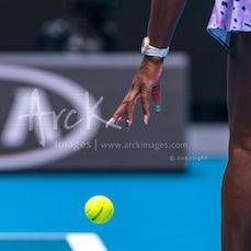 2020 Australian Open Day 1 - Featuring Federer, Nadal, Osaka, S. Williams, Djokovic, Barty, Tsitsipas, Konta