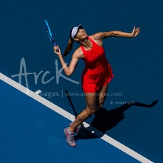 2020 Australian Open Day 2 - Featuring Sharapova, Ka. Pliskova, Mladenovic, Tsonga, Popyrin, Rublev, O'Connell, Svitolina, Boulter, Monfils, Lu, Tiafoe,...
