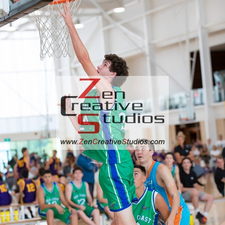 2019 BQSCs U18 Boys - 2019 Basketball Queensland Under 18 Boys State Championships held at Gold Coast Basketball (Carrara) - Action Photo Galleries