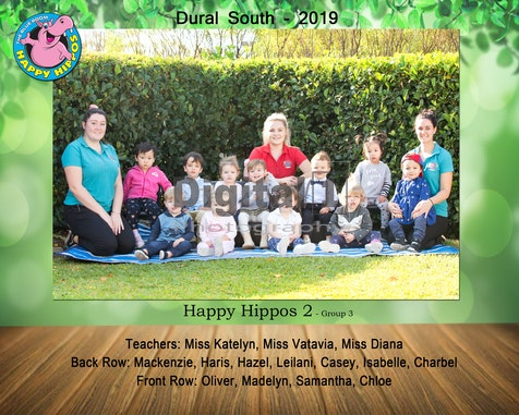 DURAL SOUTH 2019 - Fit Kids School Photos