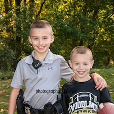 Woodland Pop Warner Football/Cheer