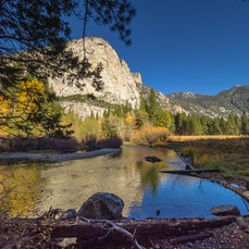 Kings Canyon National Park - Two enormous canyons of the Kings River and the summit peaks of the High Sierra dominate this mountain wilderness.