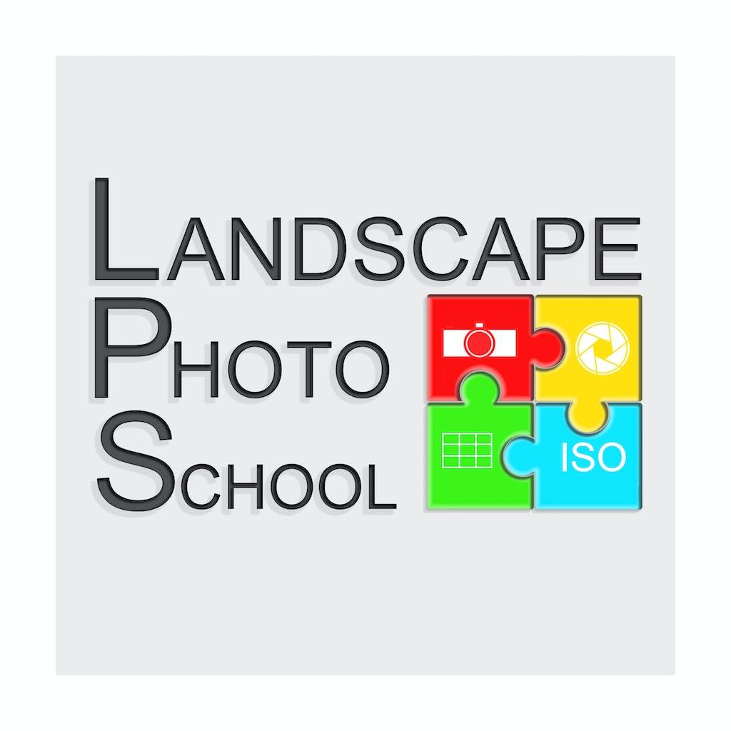Landscape Photo School Logo NEW