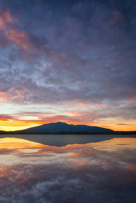 Gulaga Mountatin - Beauty Point