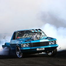 BURNOUT OUTLAWS...Sydney Dragway 11th August 2018