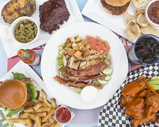 H'Burg Sports Bar and Grill