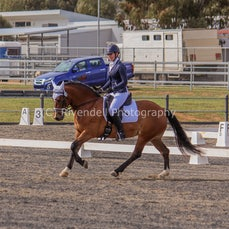 2018 Wagga Wagga Horse Trials (Dressage) Taken By Reece Evans