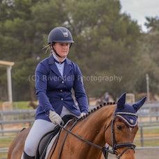 2018 Wagga Wagga Horse Trials (Dressage)