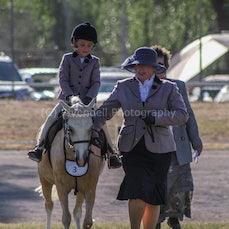 National Captial Horse Show. ( Sat Lead Rein Challange )