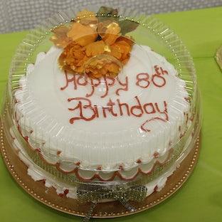 Lunie Edwards 80th Birthday Party