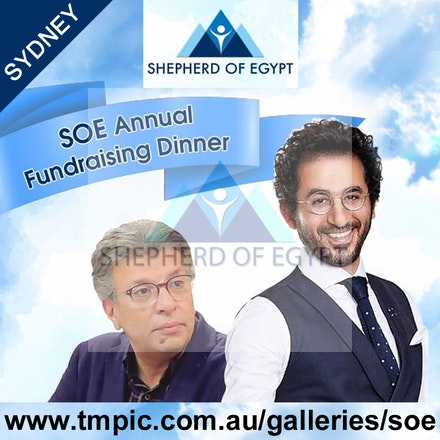Shepherd of Egypt Gala Sydney 2020