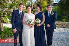 Kim & Dylan - Bridal Party Photos
