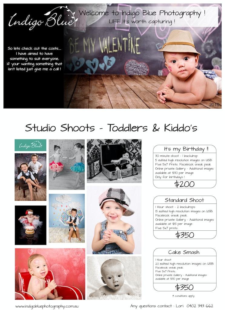 Indigo Blue Photography Studio 2015