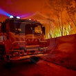 Gospers Mountain fire - Property Protection - 21/12/2019 - Late Saturday afternoon the Gospers Mountain Fire impacted along Bells Line of Road, from Bell...