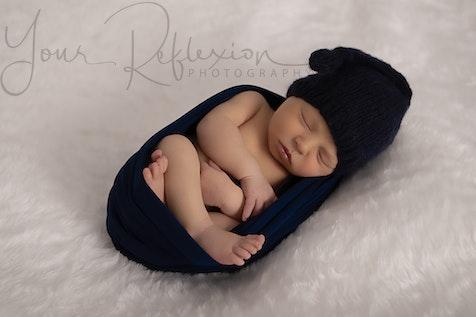 Baby Dominic - Newborn Photography