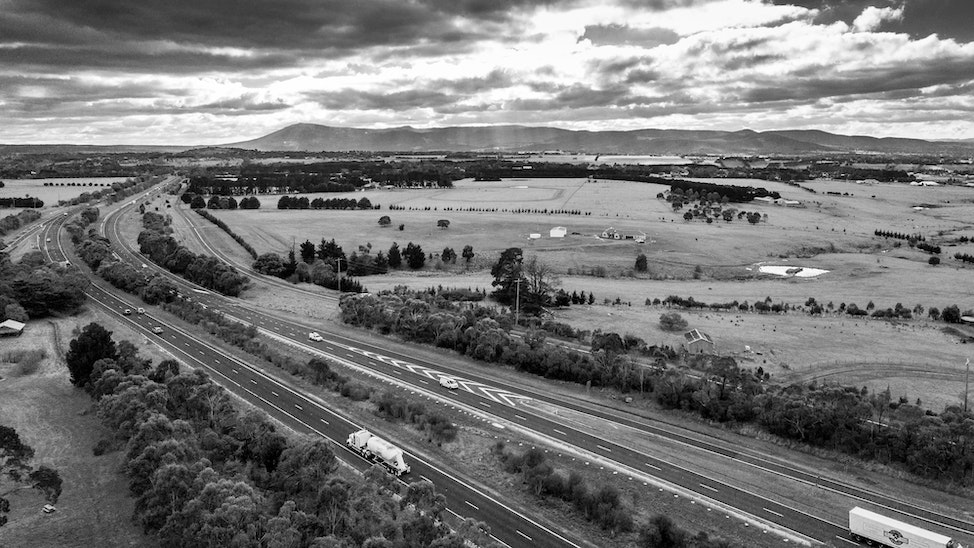 IK_D_230618-18 - Calder Freeway south of Gisborne with Mt Macedon in the background