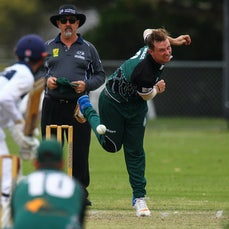 Forest Hill CC 09/12/18 - Forest Hill CC vs South Yarra December 9 2018