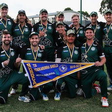 Forest Hill CC 18/2/19 - Forest Hill CC vs Blackburn South CC