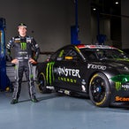 Monster Energy Mustang Launch