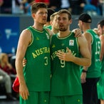 Australia vs Qatar - FIBA World Cup Qualifier