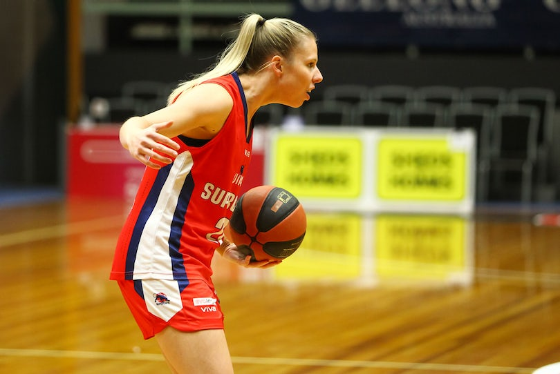 IK_290319_0001 - Geelong Supercats vs Nunawading Spectres, Round 1 of the 2019 NBL1 Season at Geelong Arena on Friday March 29th 2019.