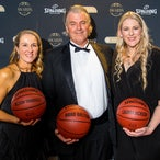 2019 Basketball Australia Hall of Fame - 2019 Hall of Fame Gala Dinner held at Maia, Docklands