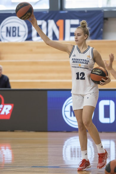 IKP_260519_0001 - BA Centre of Excellence vs Launceston Tornadoes, Round 8 of the 2019 NBL1 Season at Keilor Stadium on Sunday May 26th 2019.Image Copyright...