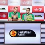 Boomers Squad Announcement - Boomers vs USA / FIBA World Cup Squad announcement