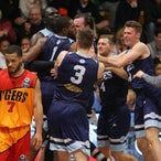 Round 13 - Frankston vs Melbourne - NBL1 2019 Round 13 Frankston vs Melbourne