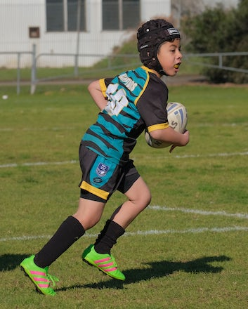 IKP_310819_50 - Eastern Raptors Rugby League Club at Gala Day. Greaves Reserve, Dandenong 31st August 2019Image Copyright 2019 Peter Knight/Ian Knight...