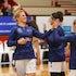 IKP_120919_0025 - NBL1 Women All- Stars v China B at Kilsyth Basketball  Stadium on Thursday Sept 12th 2019.Image Copyright 2019 Peter Knight/Ian Knight...