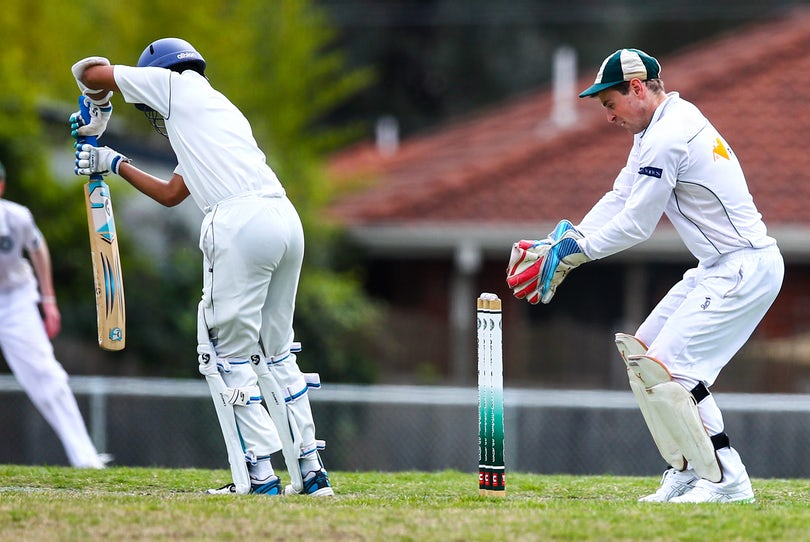 IK_051019_0001 - Forest Hill Cricket Club vs Deakin Cricket Club, Saturday October 5th 2019 at Forest Hill Reserve
