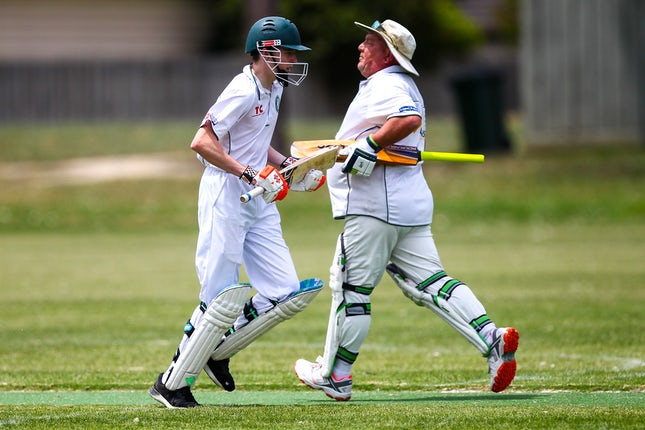IK_231119_0001 - Forest Hill Cricket Club vs East Box Hill Cricket Club, Saturday November 23rd 2019 at Ballyshannassy Park