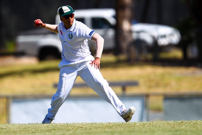 IK_211219_0273 - Forest Hill Cricket Club vs Manningham Cricket Club, Saturday December 21st 2019 at Forest Hill Reserve