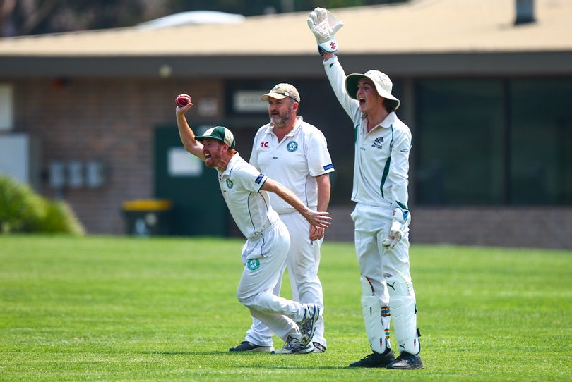 IK_080220_0050 - Forest Hill Cricket Club vs Mulgrave Wheelers HIll, Saturday February 8th 2020 at Terrara Park