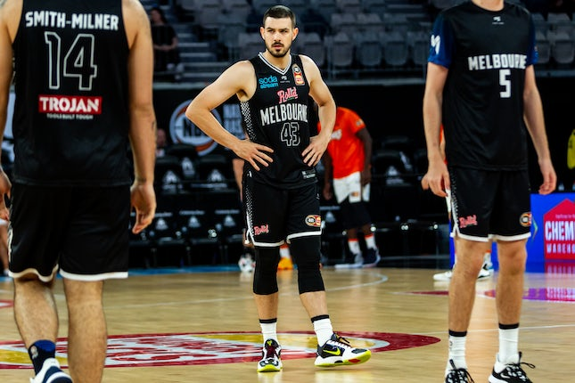 IK_130220_0002 - NBL1 2019-20 SeasonMelbourne United vs Cairns Taipans at Melbourne Arena on Thursday February 13th 2020.Image Copyright 2020 Ian Knight/Melbourne...