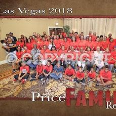 Price Family Reunion Las Vegas 2018