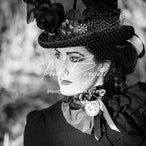Gothic Steampunk Witch