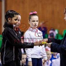 Presentations Friday 21/9/2018 - Presentation photos from the 2018 Gymnastis Queensland Junior State Championships held 21/9/2018 to 25/9/2018 at the Sleeman...