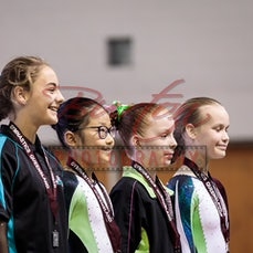 Presentations Saturday 22/9/2018 - Presentation photos from the 2018 Gymnastis Queensland Junior State Championships held 21/9/2018 to 25/9/2018 at the...