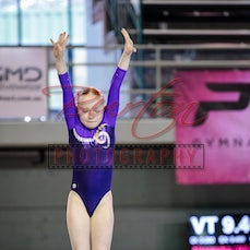 WAG Gymnasts Monday 24/9/2018 - Photos from the 2018 Gymnastis Queensland Junior State Championships held 21/9/2018 to 25/9/2018 at the Sleeman Sports...