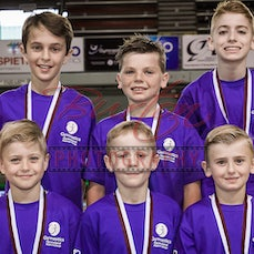 Presentations Tuesday 25/9/2018 - Presentation photos from the 2018 Gymnastis Queensland Junior State Championships held 21/9/2018 to 25/9/2018 at the...