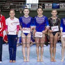 2019 Gymnastics Qld Senior States Sunday Presentations - 2019 Gymnastics Qld Senior States Sunday Presentations