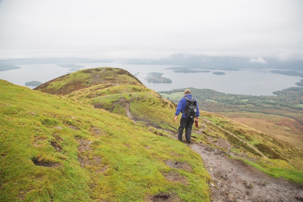 Loch Lomond hiking